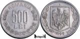 1999, 500 Lei - Romania
