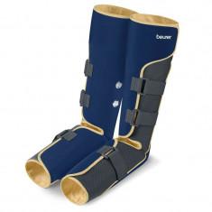 Centura pentru detensionarea picioarelor Beurer FM150, masaj prin compresie