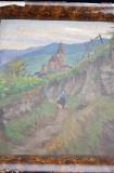 Tablou Austriac, Peisaje, Ulei, Altul
