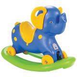Cumpara ieftin Balansoar pentru copii Pilsan Elephant blue