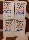 PE DONUL LINISTIT-MIHAIL SOLOHOV (4 VOL)