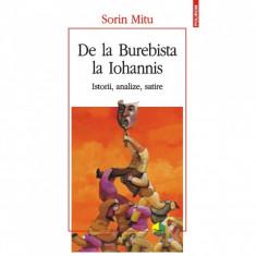 De la Burebista la Iohannis. Istorii, analize, satire - Sorin Mitu