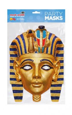 Masca Party Faraon - 28 X 20 cm, Radar PHARA01 foto