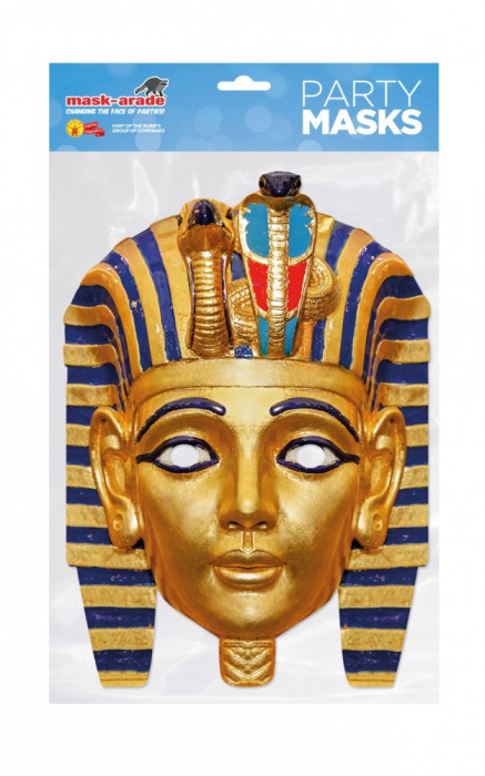 Masca Party Faraon - 28 X 20 cm, Radar PHARA01