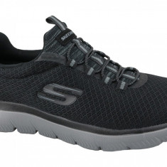 Incaltaminte sneakers Skechers Summits 52811-BKCC pentru Barbati