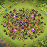 Cont Clash of Clans TH10 BH8