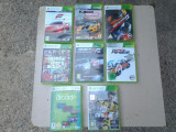 xbox 360, GTA, Need for Speed, Shift, Burnout Paradise, Arcade