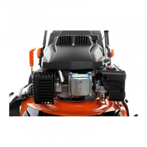 Masina de tuns gazonul pe benzina 4 timpi 4kW 5.4CP KraftDele KD10606