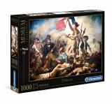 Cumpara ieftin Puzzle Museum Delacroix - Libertatea conducand poporul, 1000 piese, Clementoni