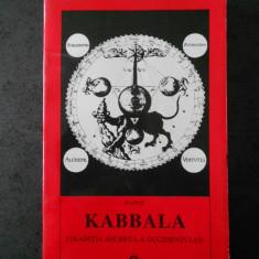 PAPUS - KABBALA (TRADITIA SECRETA A OCCIDENTULUI)