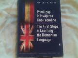 Primii pasi in invatarea limbii romane-Mariana Flaiser, Alta editura