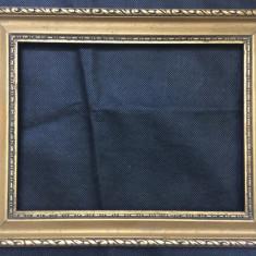 Rama veche din lemn pentru tablou foto pictura desen grafica hobby, Dreptunghiular