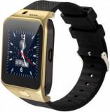 Smartwatch iUni U17, Capacitive touchscreen 1.54inch, Procesor Dual-Core 1.2GHz, 128MB RAM, Bluetooth, Bratara silicon, 1.3MP, Functie telefon (Negru/