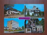 Campina - imaginii multiple - carte postala circulata 1976, Fotografie