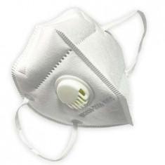 Cumpara ieftin Masca faciala cu valva pentru protectie respiratorie