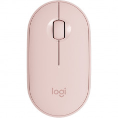 Mouse Wireless M350 Pebble Roz