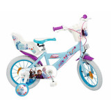 Bicicleta copii 14 inch Frozen 2