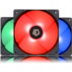 Set 3 ventilatoare ID-Cooling XF-12025 RGB 120mm