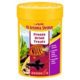 Sera FD Artemia Shrimps 100ml 1540, Hrana pesti 7gr