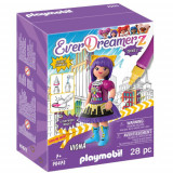 Set de Constructie Lumea Comica, Viona - Everdreamerz, Playmobil