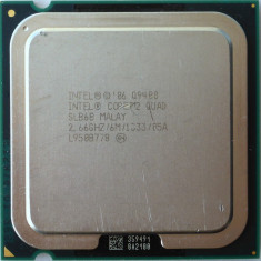 Procesor Intel Core2 Quad Q9400 2.66GHz, Intel Core 2 Quad, 4