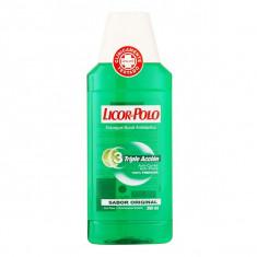 Apă de Gură Anti-placă Bacteriană Licor Del Polo (300 ml)