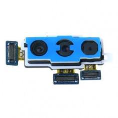 Camera Spate Cu Banda Flex Samsung Galaxy A50 A505 (Modul CU 3 Camere) Original