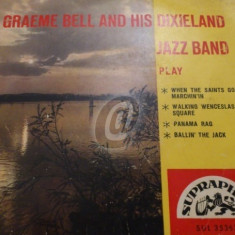 Graeme Bell and His Dixieland Jazz Band (Vinil)