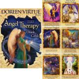 Angel Therapy-Carti Oracol/Tarot TERAPIE cu INGERI-ORIGINAL-ED LIM-SIGilat