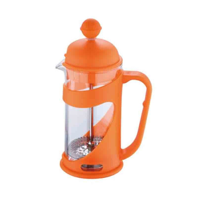Infuzor ceai/cafea Renberg, 600 ml, Portocaliu foto