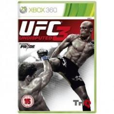 UFC Undisputed 3 XB360