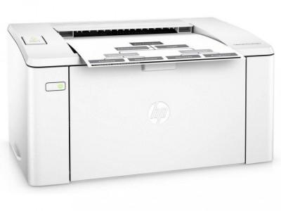 Imprimanta Laser HP laserjet pro M102A mono, A4 foto