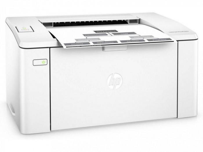 Imprimanta Laser HP laserjet pro M102A mono, A4