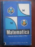 Matematica- Manual pentru clasa a VIII-a
