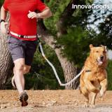 Lesă pentru Câini Mâini Libere InnovaGoods