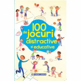 100 De Jocuri Distractive si Educative, Rebecca Gilpin