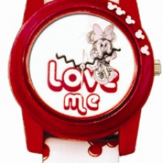 Ceas Junior WALT DISNEY WATCH Model LOVE MINNIE 26080