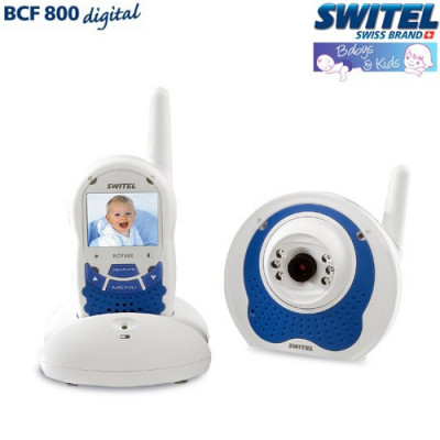 Videointerfon Switel BCF800 for Your BabyKids foto