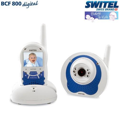 Videointerfon Switel BCF800 for Your BabyKids
