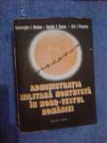A5 Administratia Militara Horthysta In Nord-vestul Romaniei - Gheorghe I. Bodea