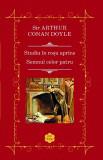 Studiu in rosu aprins. Semnul celor patru | Sir Arthur Conan Doyle