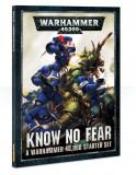 Warhammer 40000 : Know No Fear (starter set)