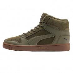 Pantofi Sport Puma Rebound LayUp SD Fur - 369831-03
