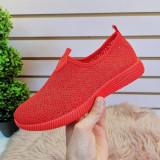 Pantofi sport Galena rosii -rl