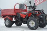 NOU ATV 200cc basculantă automat + RG cu încărcare DUMPER