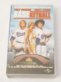 Caseta video VHS originala film tradus Ro - Base Ketball