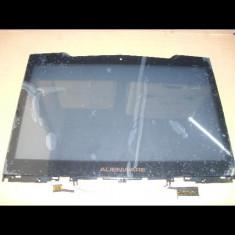 Ecran Nou Tipla Dell Alienware M15X 15.6 LED DP/N 05FGM cu geam si cablu display