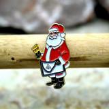Cumpara ieftin Pin Masonic Santa Klaus