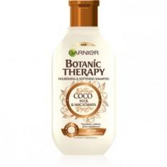 Garnier Botanic Therapy Coco Milk & Macadamia Șampon hrănitor pentru păr uscat și aspru