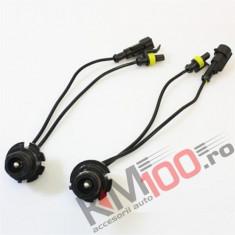 Set 2 cabluri adaptoare de la D2S la H7